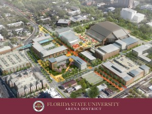 FSU Arena District
